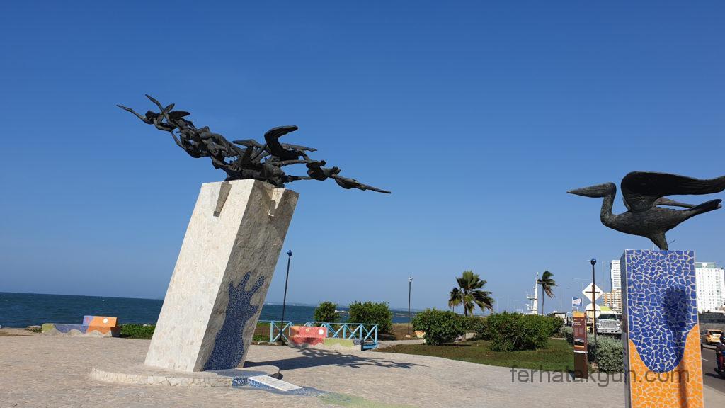 Cartagena - Karibisches Meer und Kunst