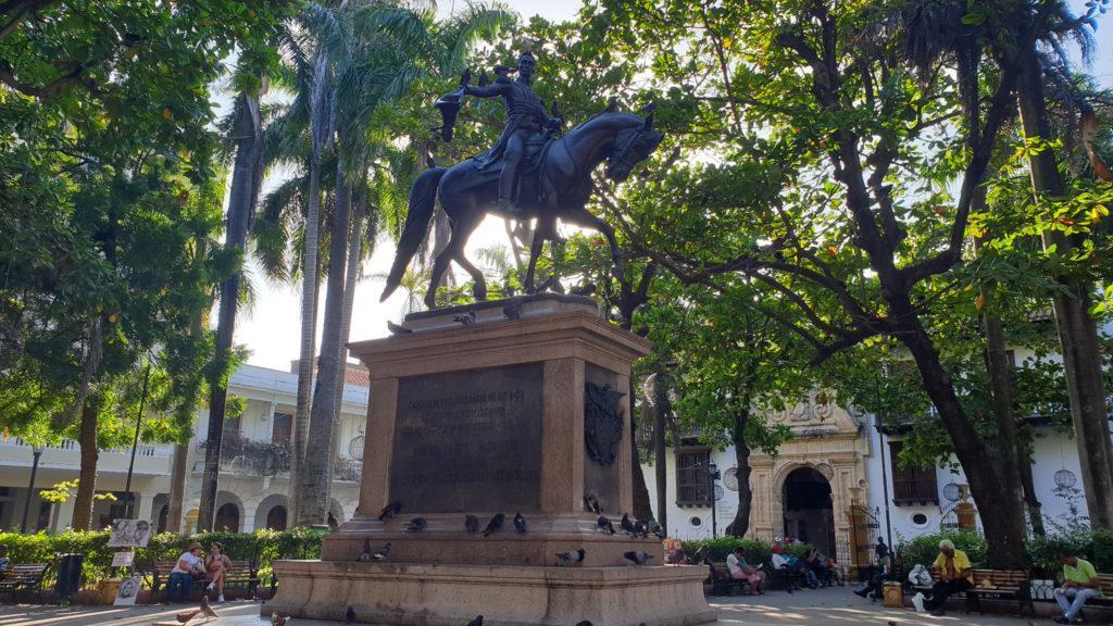 Cartagena - Denkmäler