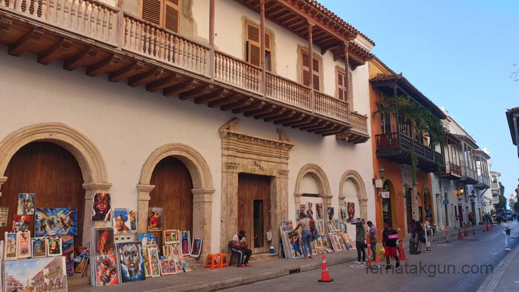 Cartagena - Künstler