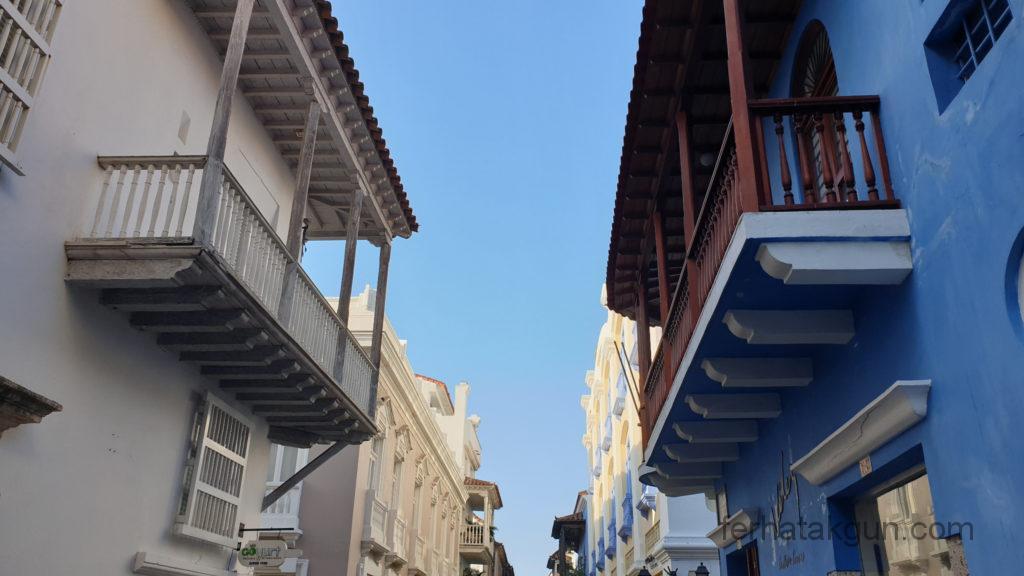 Cartagena - Architektur