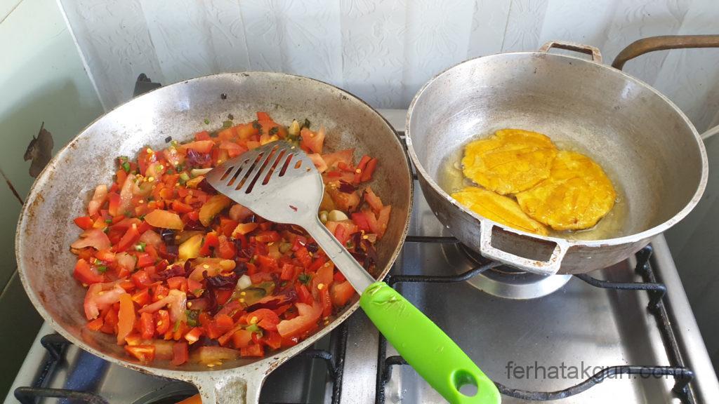 Cartagena - In Torices wird gekocht