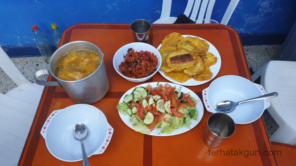 Cartagena - In Torices gibts Mahlzeit
