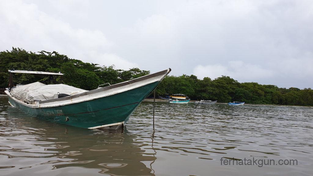 Sapzurro - Noch mehr Boote