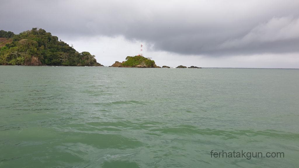 Sapzurro - Grünliches Meer