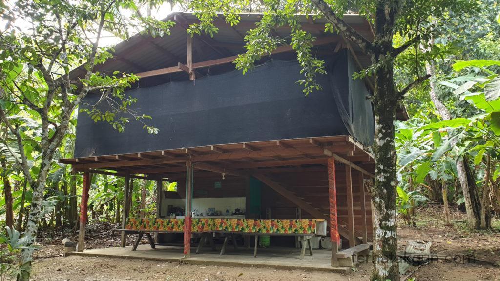 Sapzurro - Dormitory im El Chileno