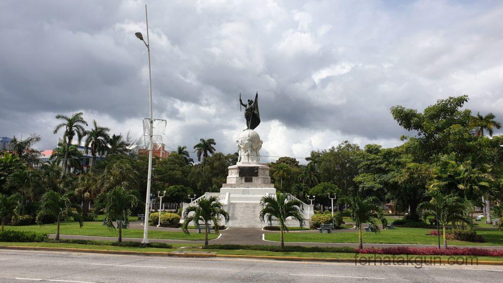 Panama City - Denkmal