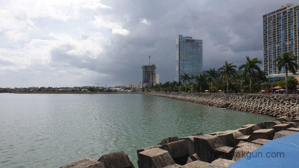 Panama City - Promenade