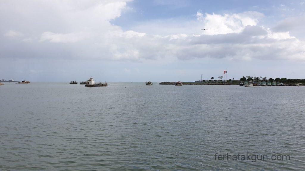 Panama City - Boote