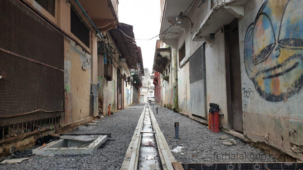 Panama City - Gasse