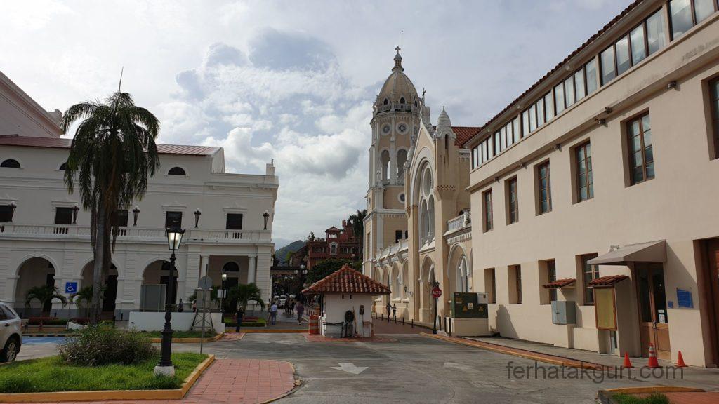 Panama City - In Casco Viejo