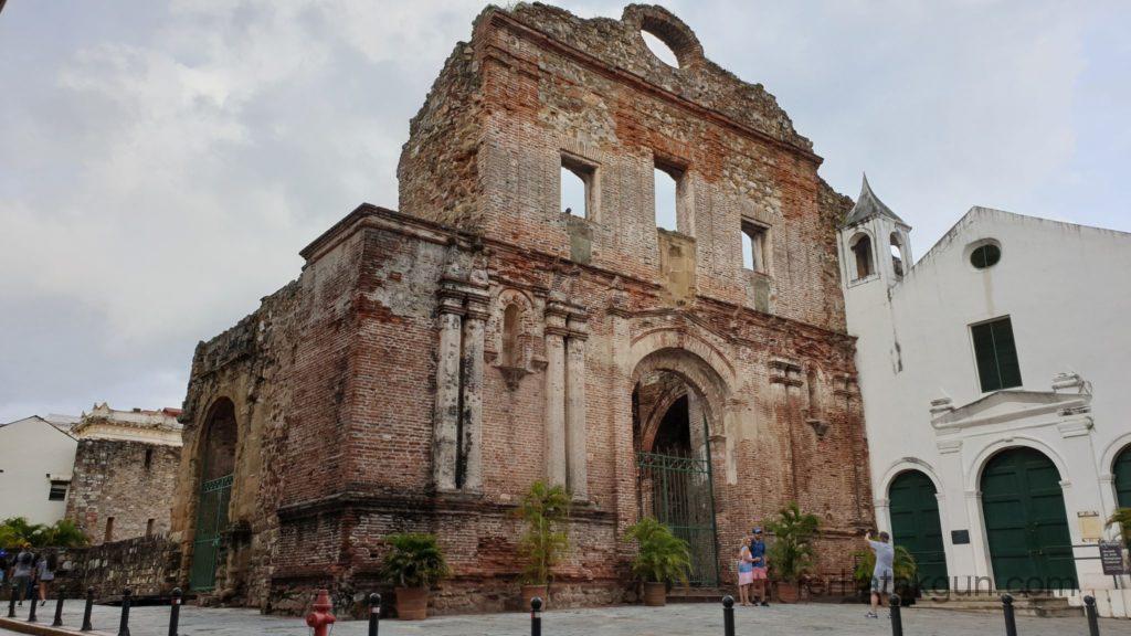 Panama City - Casco Antiguo de Ciudad