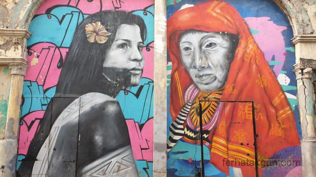 Panama City - Street Art