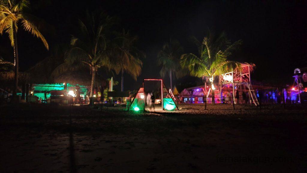 Pedasi - Playa Venao Colors of Light
