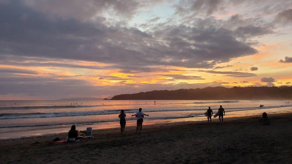 Pedasi - Playa Venao Sonnenuntergang