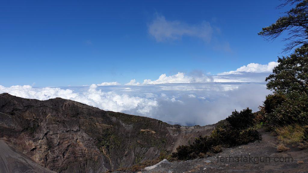 Cartago - Volcan Irazu