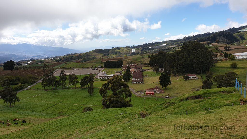 Cartago - Landschaft