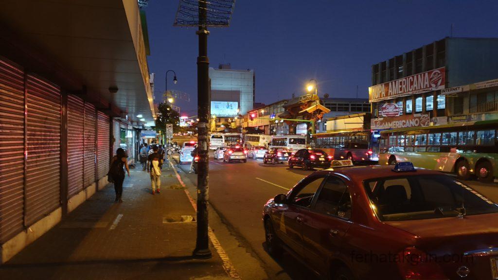 San Jose - Bei Nacht