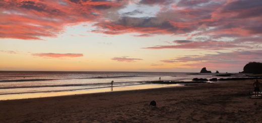 Nicaragua - Playa Maderas